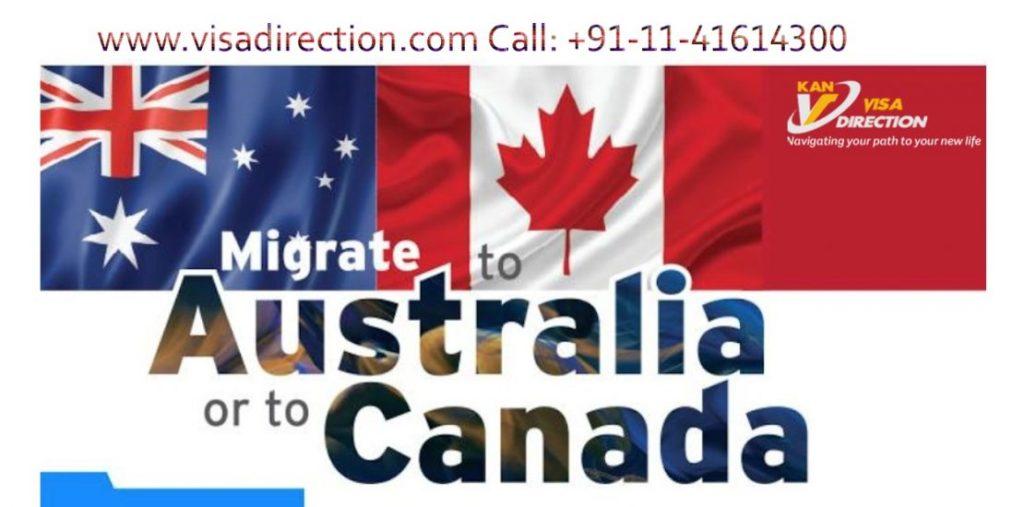 Best Immigration Consultant for Canada and Australia in Delhi